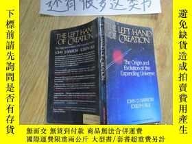 二手書博民逛書店英文原版書罕見THE LEFT HAND PF CREATION