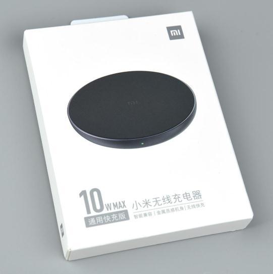 小米無線充電器-通用快充版 快速充電 原廠正品 蘋果IOS安卓通用iPhone8/X/三星S9/S8/HTC