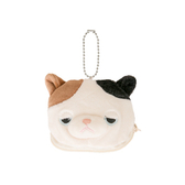 NEMU NEMU 玳瑁貓柚子造型吊飾小包
