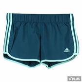 Adidas 女 M10 WOVEN SHORT 愛迪達 運動短褲- CE2008