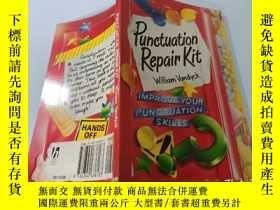 二手書博民逛書店Punctuation罕見Repair Kit:標點符號維修工具Y200392