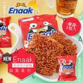韓國 Enaak 重量包 香辣味大雞麵 香脆點心麵 (3入/單袋) 84g 小雞麵 大雞麵 辣味大雞麵 點心麵