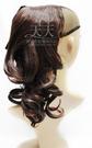 【頭髮增長】119C綁式(一片)大捲假髮片 35cm 27/30號 [28547]