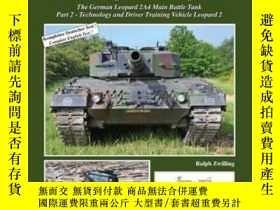 二手書博民逛書店Leopard罕見2A4-豹2A4Y414958 Tankograd 出版2020