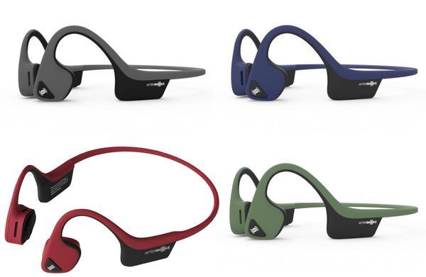 AFTERSHOKZ Trekz Air AS650(贈腰包+Ultimate Ears 100耳機)骨傳導藍牙運動耳機