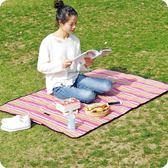 戶外便攜野餐墊防潮墊 可折疊野餐布春游墊子牛津布防水野炊地墊 時尚潮流