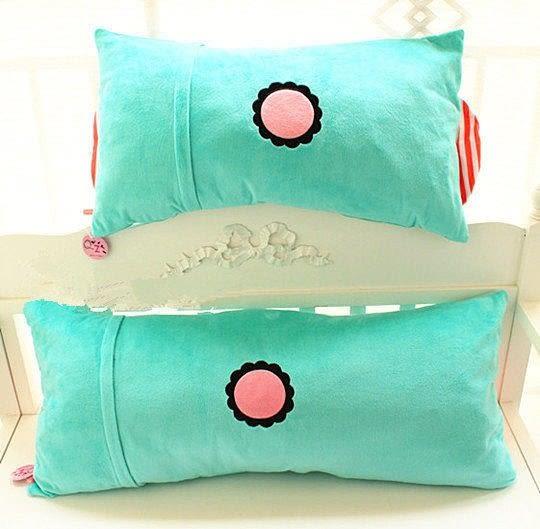 【發現。好貨】正品毛絨小象單人枕雙人枕 馬戲團薄荷象 抱枕 雙人
