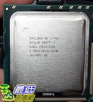 [103 玉山網 裸裝] Intel 酷睿 i7 965( 至尊版/盒)3.2GHZ