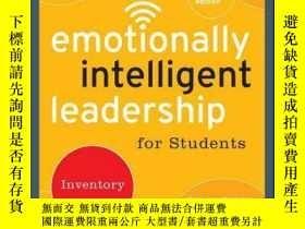 二手書博民逛書店Emotionally罕見Intelligent Leadership for Students: Invento