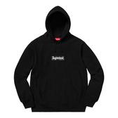 【現貨】Supreme 2019 Bandana Box Logo Hooded 連帽上衣 衛衣 帽T 黑色 男女 潮流 FW19SW23