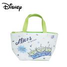 【日本正版】三眼怪 皮革 保冷袋 手提袋 便當袋 玩具總動員 皮克斯 迪士尼 Disney - 926628