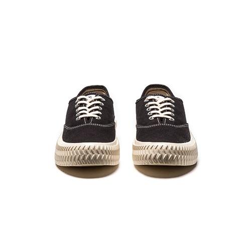 EXCELSIOR 餅乾鞋 奶油底 黑色 cs_m6230cv_bk
