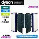 Dyson 戴森 超高密度 副廠濾網 TP04/HP04/DP04 空氣清淨機 HEPA 活性碳 內層 外層 濾網 濾芯