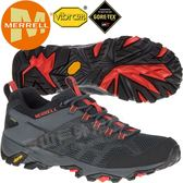 Merrell 77443 Moab FST 2 Gore-Tex 男GTX運動健行鞋 登山鞋/郊山鞋/健走慢跑鞋