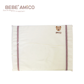 bebe Amico-寵愛觸感乳膠枕(粉黃)