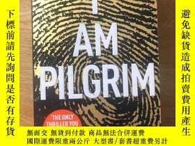 二手書博民逛書店I罕見am pilgrim   Terry hayesY4240