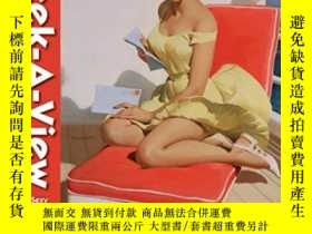 二手書博民逛書店Peek-a-View罕見Pin-up Gallery: Sex