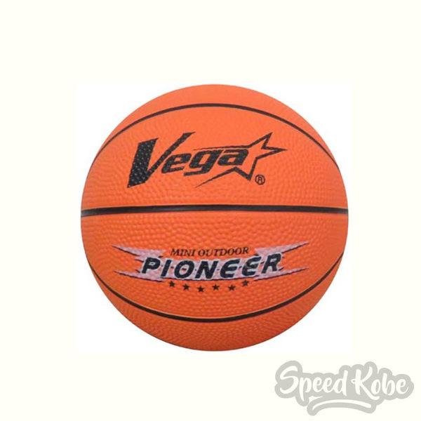 VEGA 進階科技籃球 1號橡膠籃球 專業橘 台灣品牌 OBR-104【SP】