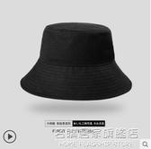 大帽檐漁夫帽男潮牌嘻哈夏季大碼帽子夏款日系防曬帽太陽帽遮陽帽 名購居家
