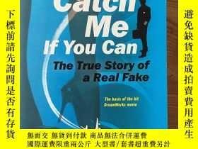 二手書博民逛書店Catch罕見Me If You CanY266787 Frank W.、Stan Redding 著 Cr