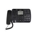 電話座機辦公固定電話機 來電顯示老人電話機座機【七月特惠】