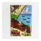 【收藏天地】台灣紀念品*創意特色磁鐵 - 淡水貓咪 /  旅遊 紀念品 手信 景點