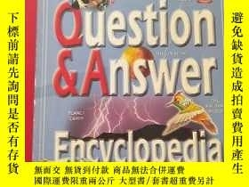 二手書博民逛書店Question罕見Answer Encyciopedia 問答
