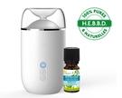 【新品上市】純淨水氧香氛組 x 呼吸防護精油