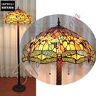 INPHIC-會所裝飾落地燈19世紀英倫典範酒吧會所燈具別墅彩色玻璃燈飾_S2626C