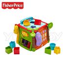 費雪 Fisher-Price 可愛動物積木盒