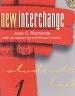3-§二手書R2YB《new interchange 1 (附光碟)》2001-