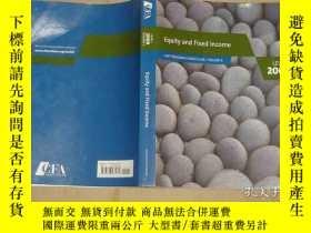 二手書博民逛書店Equity罕見and Fixed lncome LEVEL 1 2009 91-57-129-09Y7307