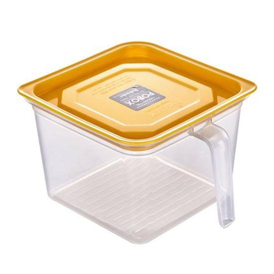 密封盒 保鮮盒 小 收納盒 儲物 收納罐 可疊 分類 置物盒 冰箱收納 帶手炳微波保鮮盒【Z091】MY COLOR