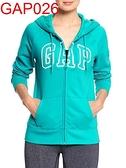 GAP 當季最新現貨 女 外套帽T 美國進口 保證真品 GAP027