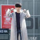 透明雨衣女成人韓國時尚徒步男學生雨披長款全身『小淇嚴選』
