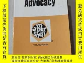 二手書博民逛書店Trial罕見Advocacy:審判的宣傳Y212829