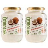 【Vietcoco】威椰特級冷壓椰子油 450ml~(買一送一)    -易碎品 不宜超商取貨