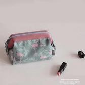 化妝包ins網紅化妝包女便攜化妝品收納包大容量洗漱包小號口紅化妝袋 萊俐亞