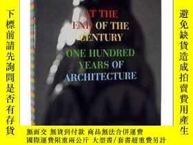 二手書博民逛書店At罕見the End of the Century: One
