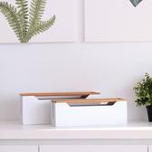 Ligfe簡約竹木集線盒(大+小)組合-白/原木/黑簡約竹木集線盒(大+小)組合-白