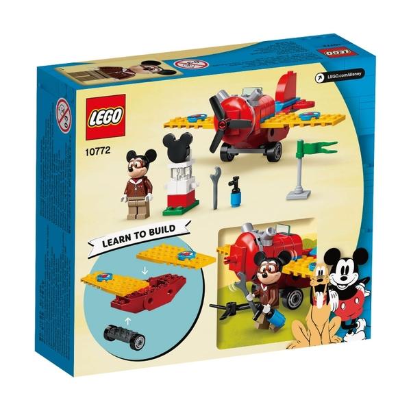 LEGO樂高 10772 Mickey Mouse's Propeller Plane 玩具反斗城