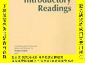 二手書博民逛書店Introductory罕見Readings-導讀Y436638 Aristotle; Gail Fine H