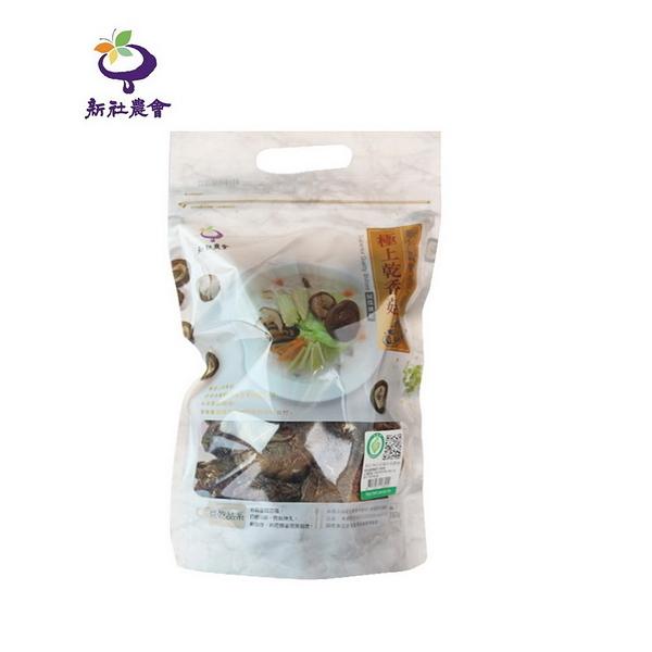 【新社區農會 】極上乾香菇150公克-大菇