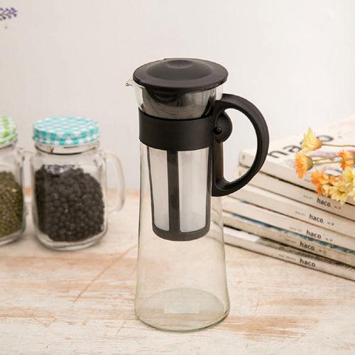 【寶馬牌冷泡咖啡壺】台灣製造 冷水壺 茶壺 水壺 水瓶 冷水壺 JA-G-800-ICP [百貨通]