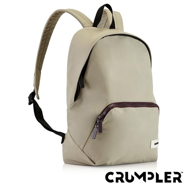 Crumpler小野人 CONTENT康坦雙肩後背包(M) 淺灰