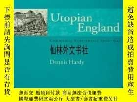 二手書博民逛書店【罕見】Utopian EnglandY27248 Dennis Hardy Routledge ISBN:9