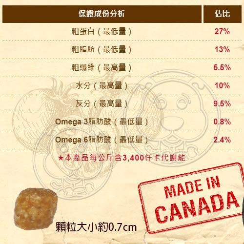 【培菓平價寵物網】優格OPTIMA 0%零穀》全齡犬5種魚晶亮護毛配方-5.5lb/2.49kg