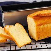 三能長方形小面包模吐司盒  磅蛋糕模水果條不沾 烘焙模具SN2132