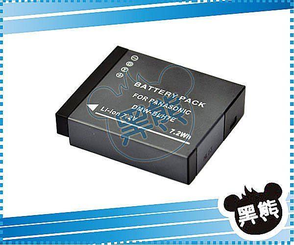 黑熊館 Panasonic 數位相機 DMC-FP1 FP2 FP3 專用 DMW-BCH7E BCH7E 高容量防爆電池