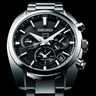 廣告款 SEIKO 精工 Astron 5X53 雙時區太陽能GPS衛星定位手錶 5X53-0AJ0D(SSH021J1)